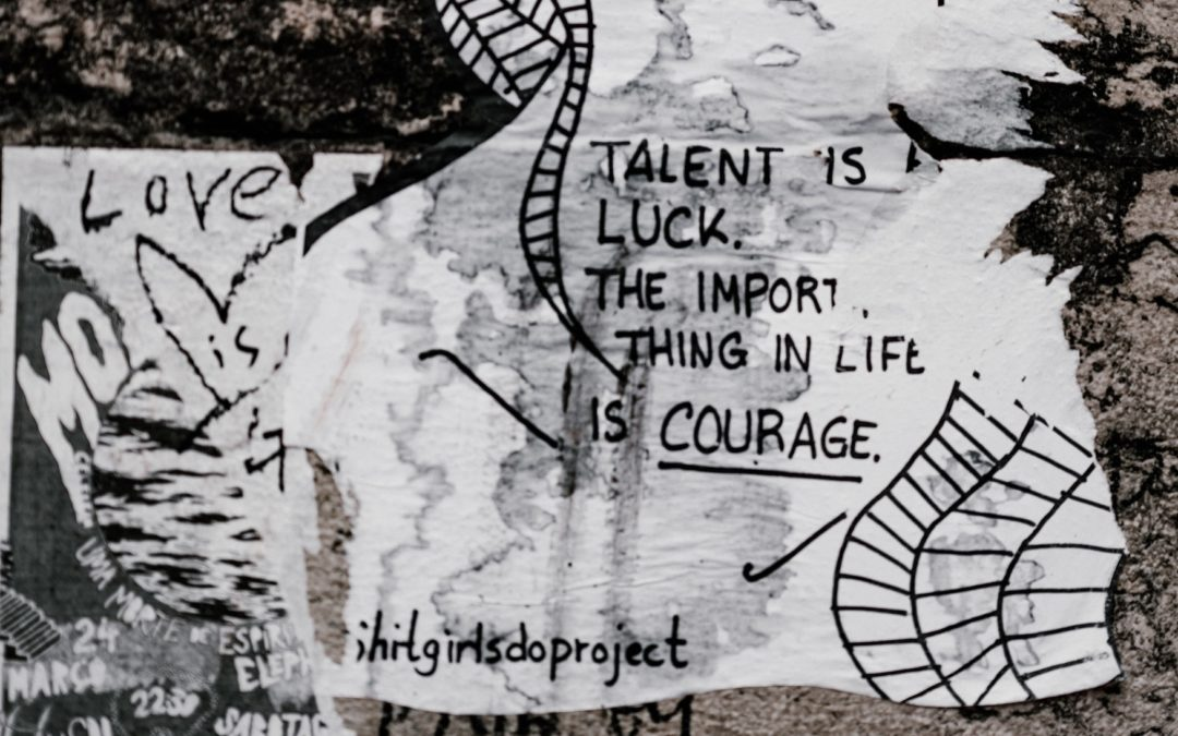 The Unnecessary Need to be Talented